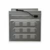 Kép 8/9 - Klass A65ESRM, Beépíthető Multifunkciós sütő, üveg,mechanikus, 60 cm fekete
