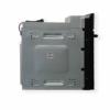 Kép 6/9 - Klass A65ESRM, Beépíthető Multifunkciós sütő, üveg,mechanikus, 60 cm fekete