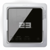 Kép 3/4 - Stadler Form Anna Big fűtőventilátor fekete (ST0220) 2