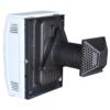Kép 2/2 - Hunor HDU-5 DK T parapetes gázkonvektor programozható termosztáttal
