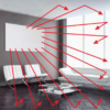 Kép 4/5 - Home FKIR 700 WIFI Smart infra fűtőpanel