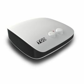 TOO FH-565 ventilátoros hősugárzó fehér