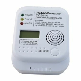 Tracon szén-monoxid érzékelő (GYETCO)