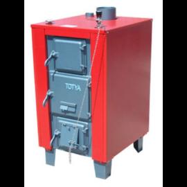 TOTYA VR-48 B vízrostélyos vegyestüzelésű lemezkazán