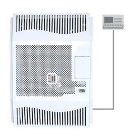 Hunor HDU-3 DK T Parapetes Gázkonvektor Programozható Termosztáttal