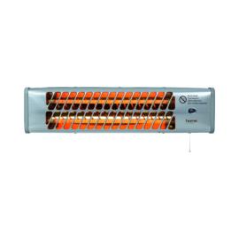 Kvarccsöves fűtőtest, 1200 W, IPX4