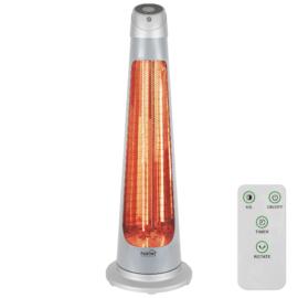 Kültéri álló fűtőtest, 1200 W, IPX4