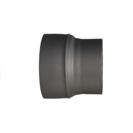 Füstcső szűkítő  130/120 mm (1,5mm)