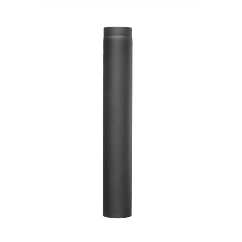 Füstcső 120mm x 500mm (1,5mm)
