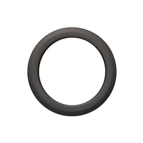 Füstcső falirózsa 180mm (2mm)
